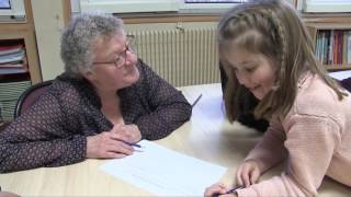 Rencontres intergénérationnelles - École Victor Hugo d'Avallon (89) - Édition 2016-2017