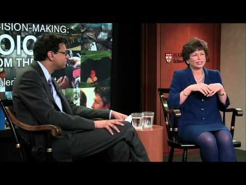 "Why President Obama did ""Between Two Ferns,"" from Valerie Jarrett, Senior Advisor to the President"