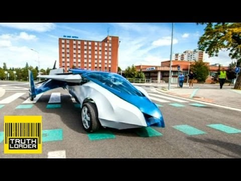 Aeromobil: Slovakia's flying car - Truthloader