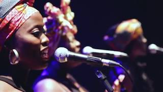 Wanna Be Happy? (Kirk Franklin) - The Sey Sisters live