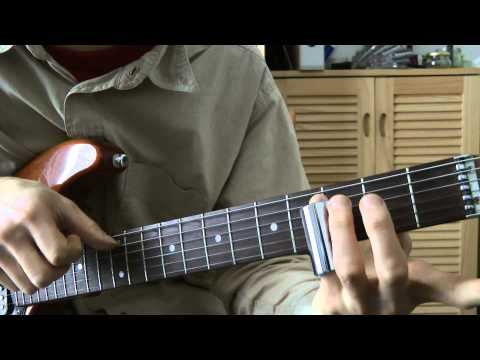 Cours de guitare - AC/DC : Stormy May Day (1/2) Démo + intro + riff A (début) music