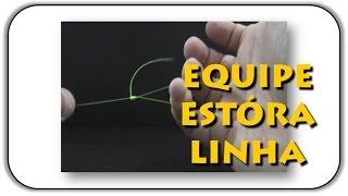 DICA - Nó de pesca [Nó para Cabresto - Vara de Mão] Nó para amarrar a linha no cabresto da vara
