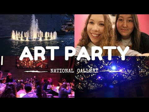 NGV Art Party | PrettyAndPretentious
