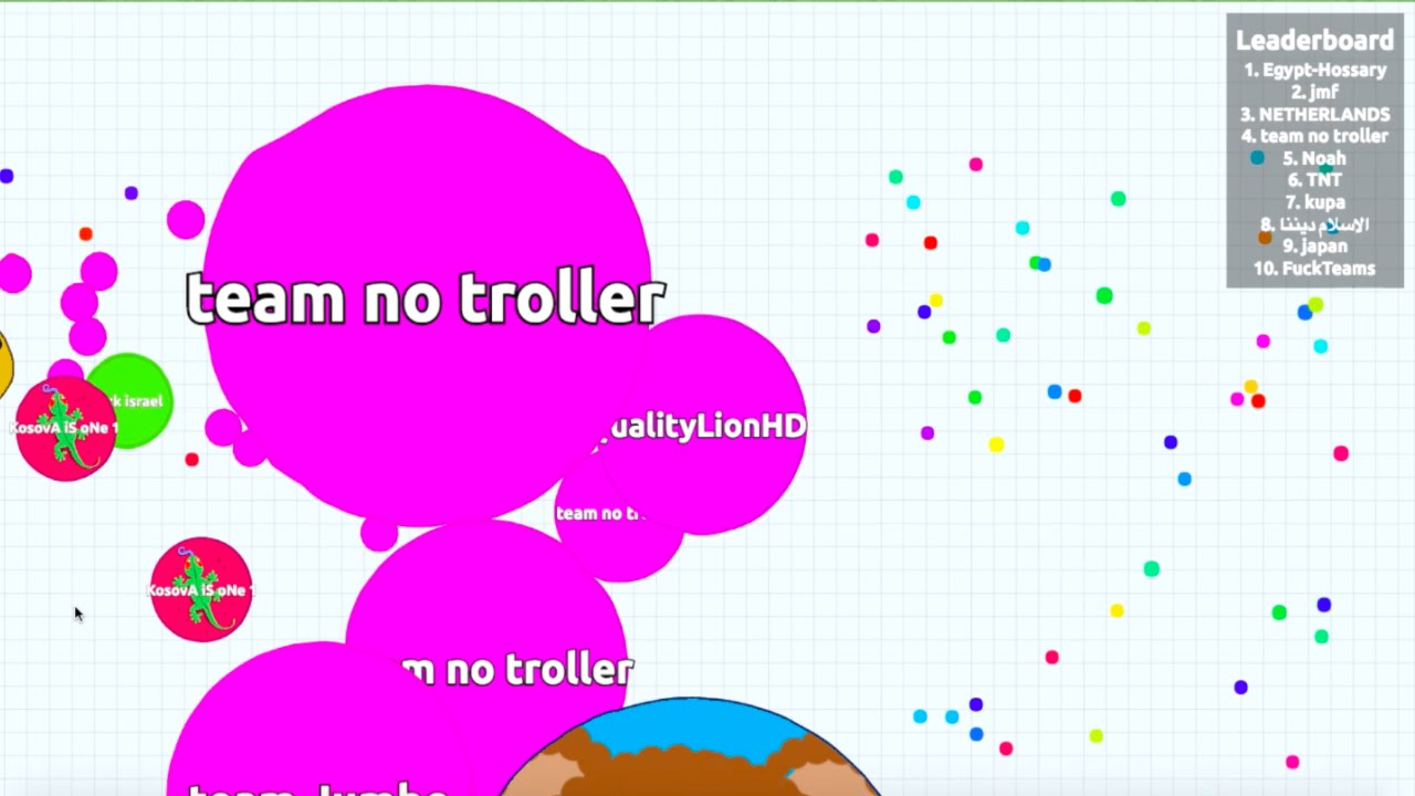How To get More Mass in Agar.io! EASY! QUICK! FAST! - YouTube
