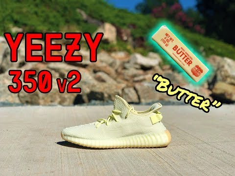 """Adidas Yeezy Boost 350v2 """"Butter"""" *REVIEW* 