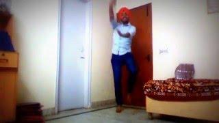 5 Taara || Bhangra Steps || Diljit Dosanjh || World Heavyweight Bhangra ||