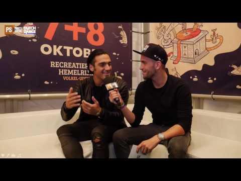 Ummet Ozcan interview | Partyscene TV