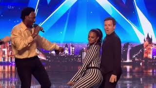 DONCHEZ DACRES Get GOLDEN BUZZER From DAVID | FULL AUDITIONS Briain's Got Talent