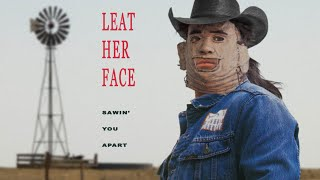 """LEATHERFACE - """"SAWIN' YOU APART"""" (ACHY BREAKY HEART PARODY)"""