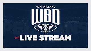 Pelicans Post-Practice Media Availability 2-20-20 | New Orleans Pelicans
