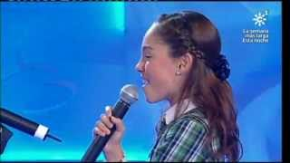 Maria Parrado y David Parejo  - Bella y Bestia Son (Menuda Noche)