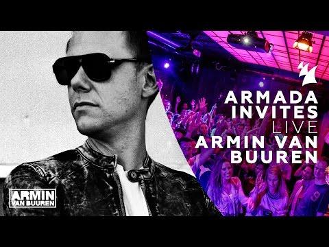 Armada Invites: Armin van Buuren