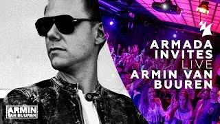 Armada Invites Armin van Buuren