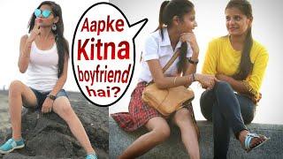 Cute School girl prank | school girl asking | aapke kitne BF hai | breakup on Cute couples | br,bhai