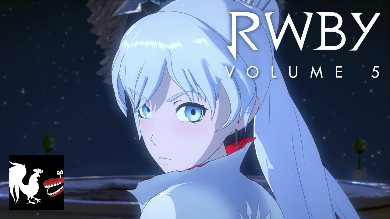 Cute Chibi Girl Wallpaper Rwby Volume 5 Weiss Character Short Rooster Teeth Youtube