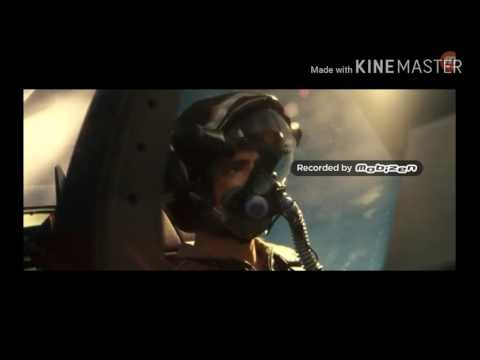 Green Lantern (DogFight Scene) with epic (battle music) streaming vf