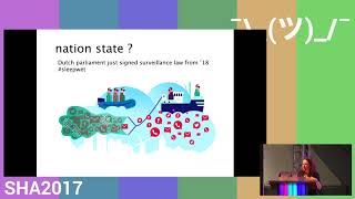 Lecture Decode: Data-sovereignty back to the citizens (SHA2017)