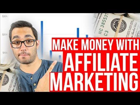 How I Make Money with Affiliate Marketing STEP by STEP in 2019 | Affiliate Marketing for BEGINNERS