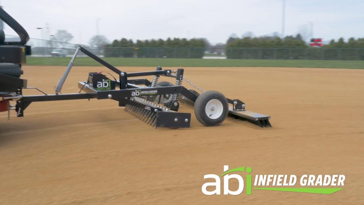 ABI Infield Grader - Intro