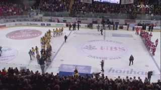 Spengler Cup 2012  Final Team Canada vs HC Davos