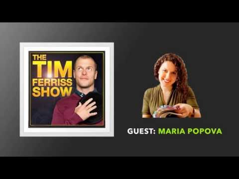 Maria Popova Interview (Full Episode) | The Tim Ferriss Show (Podcast)