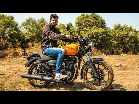 Royal Enfield Thunderbird 500X Review - Same Old | Faisal Khan