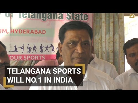Telangana Sports need Coaches: Sports authority