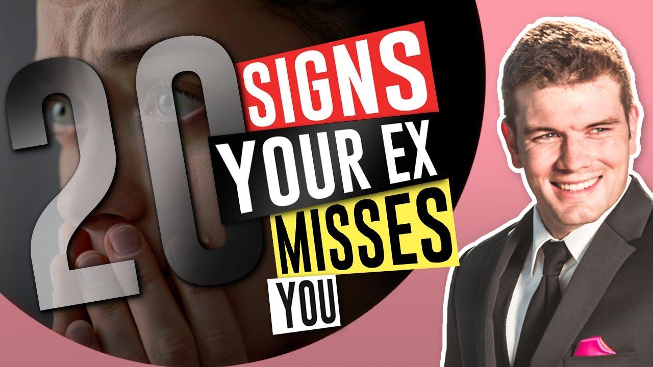 Me ex misses ex misses
