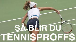 Björn Hellberg om Tennis som passion
