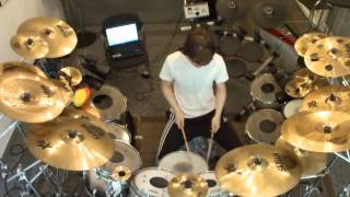 Genesis-Harold The Barrel Drum Cover