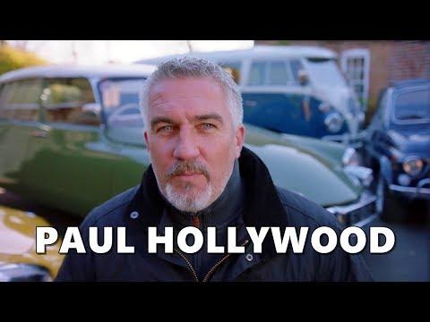 Paul Hollywood's Big Continental Road Trip Trailer