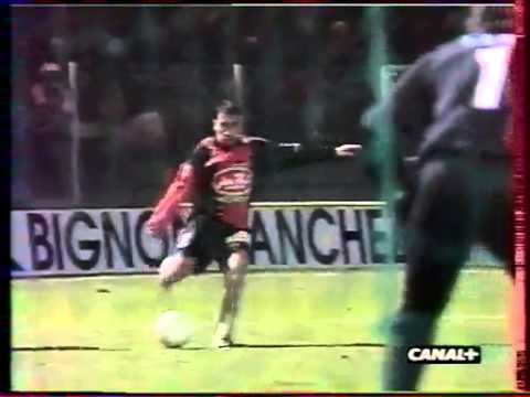 Lorient / PSG - 98/99