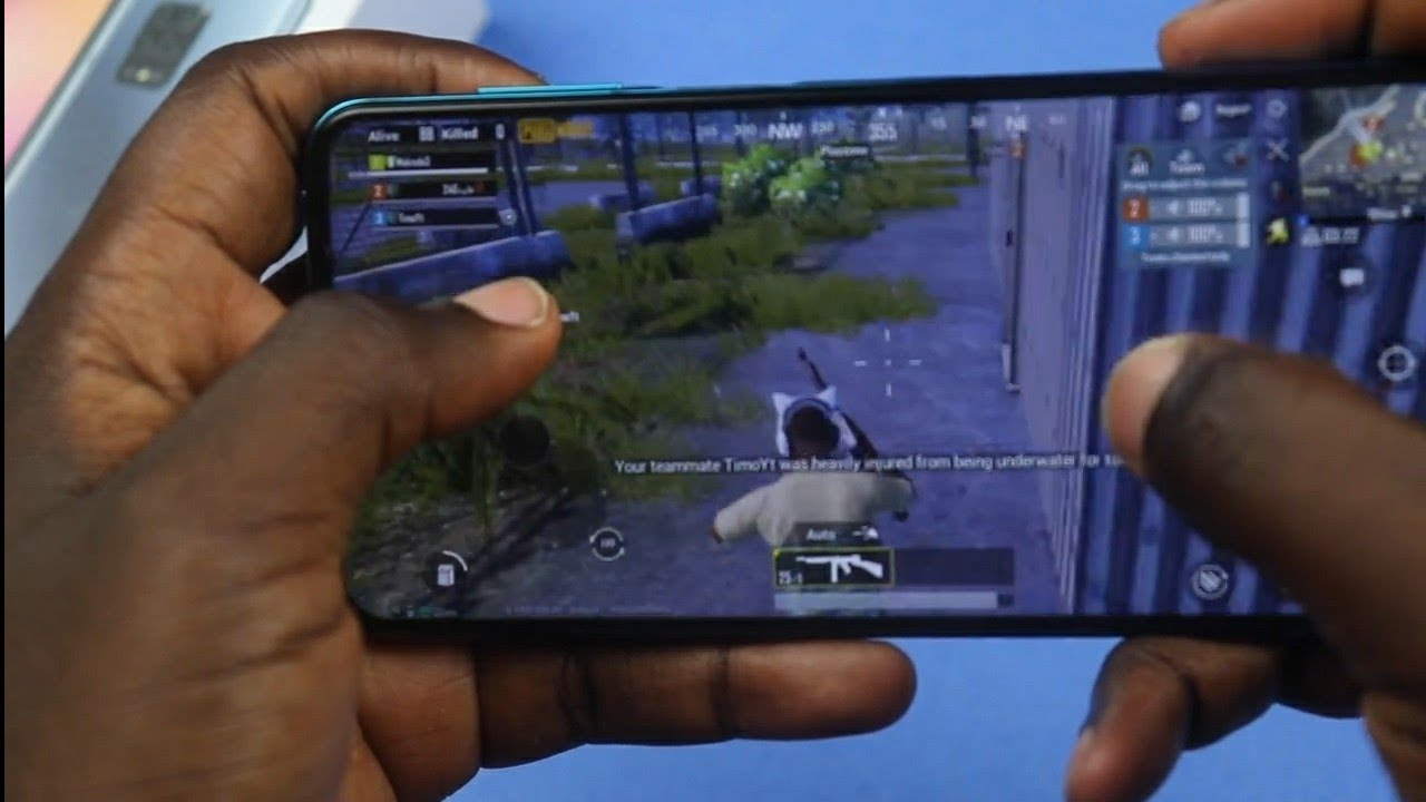 Xiaomi Redmi Note 9s / 9 Pro Gaming Test - Call Of Duty Mobile, Pubg Mobile and NBA.