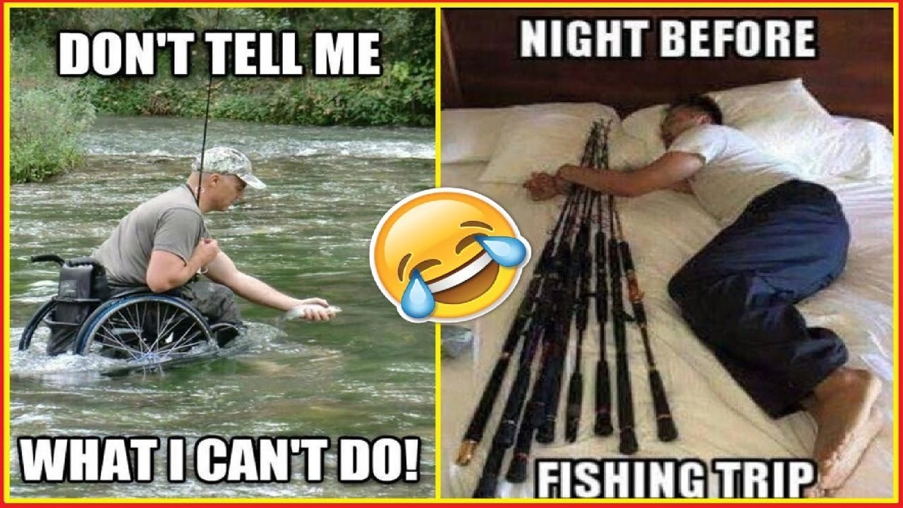 Hilarious Fishing Memes All Fisherman Will Enjoy