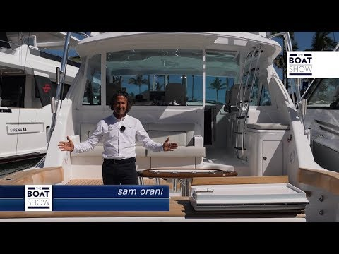 [ENG] HATTERAS GT45X  - Fishing Boat Presentation - The Boat Show