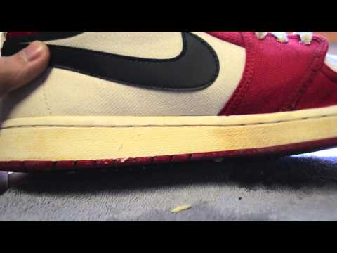 how-to:-clean-midsoles/fix-nike-pre-yellowing