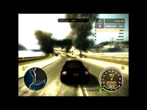 Need for Speed Most Wanted ao som de Orbital - Technologicque Park