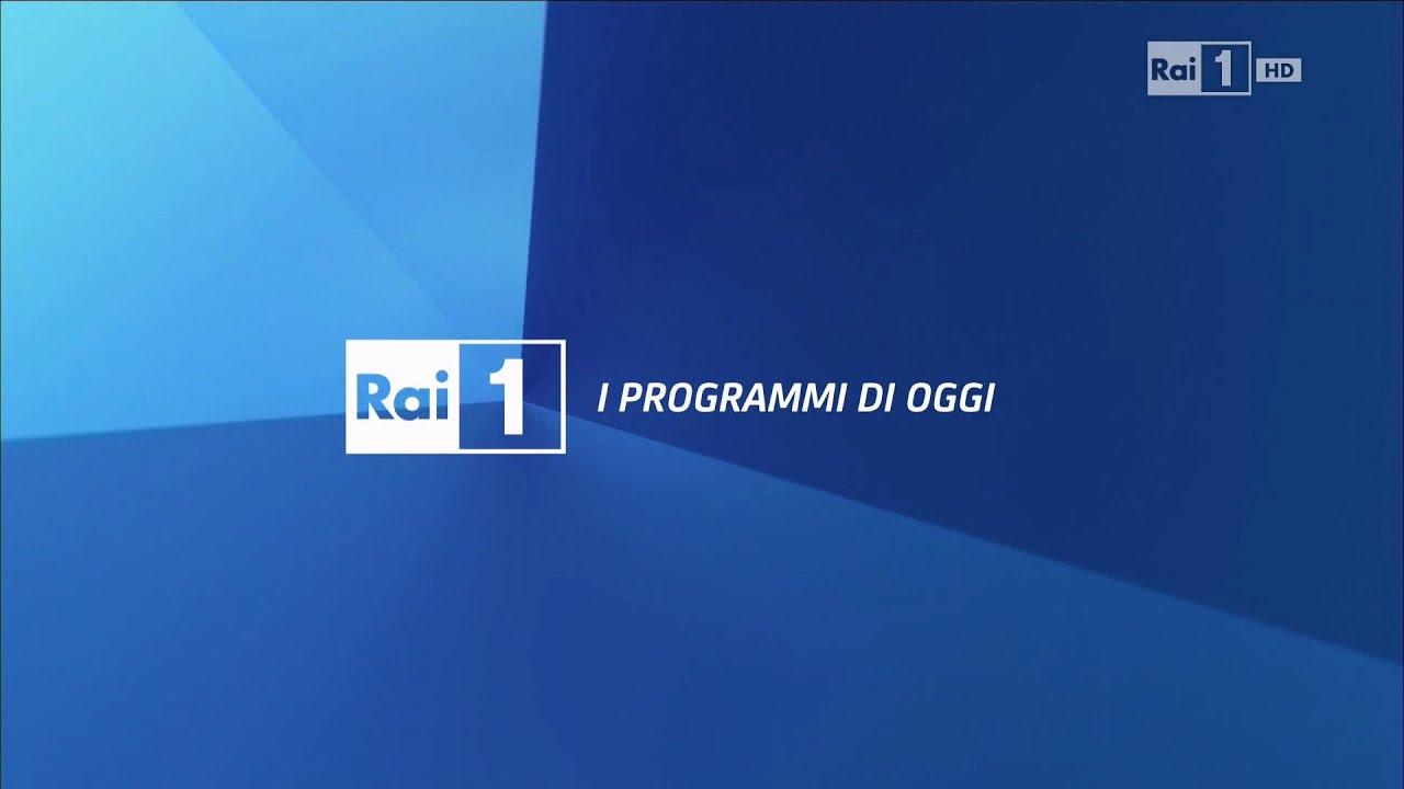 Guida programmi tv Rai 1 - Il Palinsesto di dopodomani