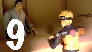 Naruto Shipudden Season Finale Stop Motion:episode 9 - UNMASKED