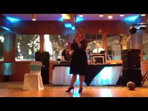 Adele Tribute - Prom 4/2013