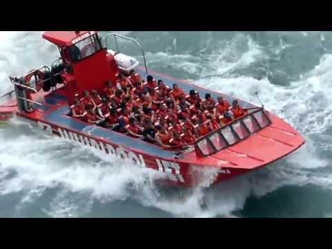 Niagara Gorge Jetboat Experience