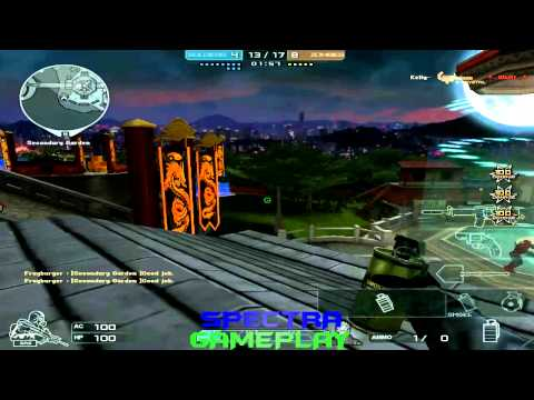 Crossfire Philippines : Zombie Knight Mode