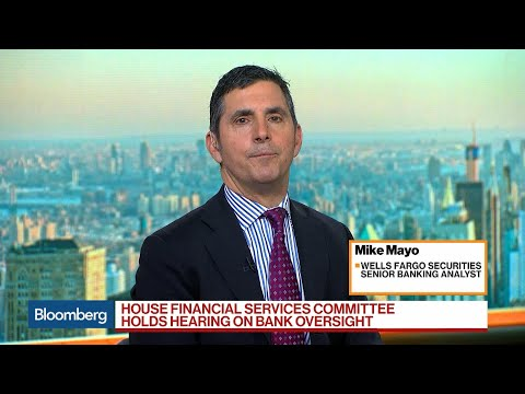 Bank Analyst Mayo Is 'Certainly Very Bullish' On Largest Banks