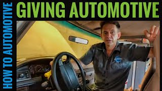 Cleaning and Detailing the Interior of a Ford F-150 (Episode 3 of Giving Automotive)