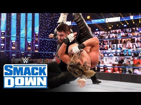 Kevin Owens vs. Dolph Ziggler – Survivor Series Qualifying Match: SmackDown, Oct. 30, 2020