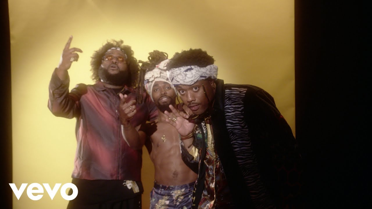 Bas - Jollof Rice feat. EarthGang (Official Video)