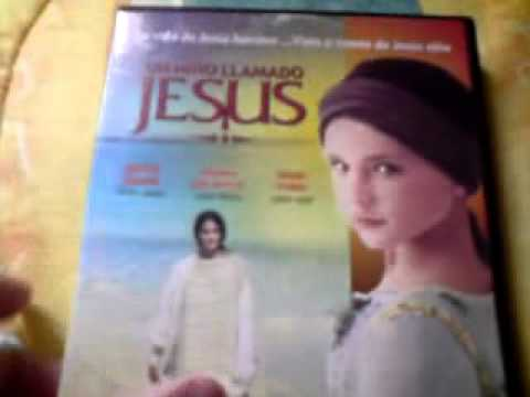 A Child Called Jesus / Un Niño LLamado Jesus DVD Cover Art