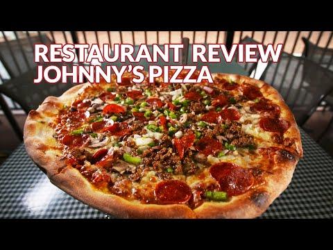 Restaurant Review - Johnny's Pizza | Atlanta Eats