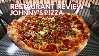 Restaurant Review - Johnny's Pizza | Atlanta Eats