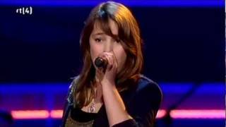 Lieke - Bottles - The Voice Kids 27-01-12 HD